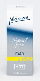 SF. Мужские духи - HOT Man Twilight Natural Spray extra strong 10 ml